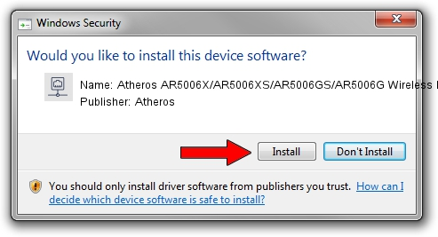 ATHEROS 5006 DRIVER FOR MAC