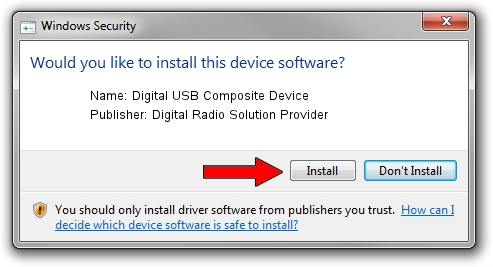 Digital Radio Solution Provider Digital USB Composite Device driver download 1712003