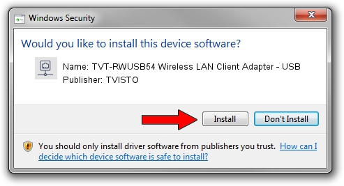 tvisto wifi driver